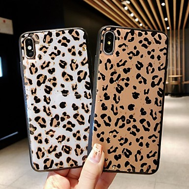 voordelige iPhone-hoesjes-hoesje voor apple iphone xs max / iphone x patroon achterkant tegel hard tpu voor iphone 6 / iphone 6 plus / iphone 6siphone6 / 6s / 6plus / 6s plus / 7/8/7 plus / 8 plus / x / xs / xr / xs max