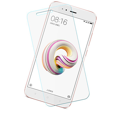Недорогие Защитные плёнки для экранов Xiaomi-Закаленное стекло протектор экрана передняя царапина / анти-отпечатков пальцев для сяо ми a1 a2 a2lite