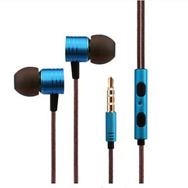 رخيصةأون سماعات الأذن السلكية-LITBest M5 سماعة أذن سلكية سلكي الهاتف المحمول مع ميكريفون مع التحكم في مستوى الصوت