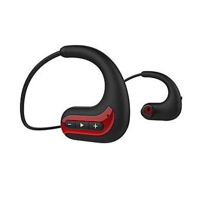 olcso Telefon és üzleti fejhallgatók-8 vízálló anti-izzadás füldugó futó vezeték nélküli bluetooth headset úszás típusú alma huawei általános függő fül típus mp3 szuper hosszú készenléti válaszolhat a telefon 3 d fül hallani