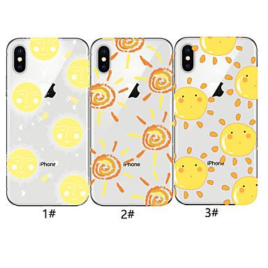 Недорогие Кейсы для iPhone 7 Plus-чехол для яблока iphone xr / iphone xs max pattern задняя крышка 3d мультфильм мягкое тпу для iphone x xs 8 8plus 7 7plus 6 6plus 6s 6s plus