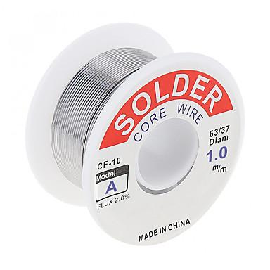 63/37 1,0 mm kositrena žica temeljna žica 2% žica za zavarivanje žice za kalujem s kolofonijem i niskom točkom taljenja za električno lemljenje 100g