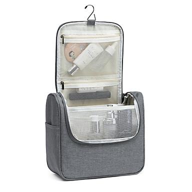 olcso Utazó bőröndök-Utazótáska / Szállítóládák és kozmetikai táskák / Neszesszer Többfunkciós / Nagy kapacitás / Vízálló mert Terylene / Nettó / Műanyag 12*24*22 cm Összes / Uniszex Hétköznapi / Szabadtéri gyakorlat