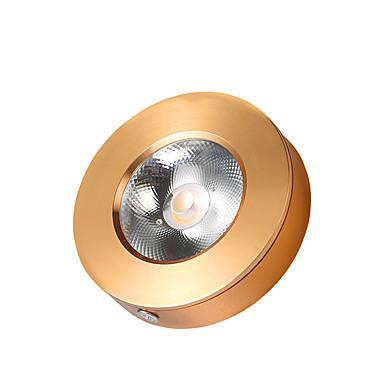 tanie Oświetlenie wewnętrzne-1 szt. 3 W 330 lm 1 Koraliki LED Łatwa instalacja Oprawa LED Lampy sufitowe LED Oświetlenie meblowe LED Ciepła biel Zimna biel 220-240 V Komercyjny Dom / biuro Salon / jadalnia / ROHS / Certyfikat CE