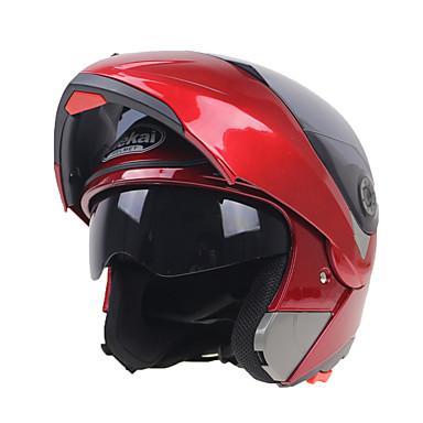 olcso Bukósisakok & maszkok-motorkerékpár sisakok felcsúsztatják a teljes arcbőr sisakját