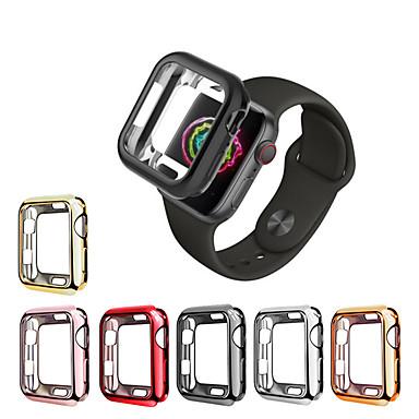 tanie Akcesoria do smartwatchów-do Apple Watch seria 4 3 2 1 iwatch 38 / 44mm slim soft tpu osłaniaj okładkę