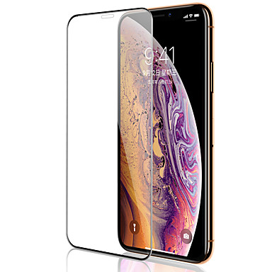 economico Proteggi-schermo iPhone-AppleScreen ProtectoriPhone XS Luminoso Proteggi-schermo integrale 1 pezzo Vetro temperato