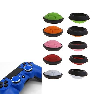 olcso PS4 kiegészítők-2-részes játékvezérlő hüvelykujj botok xbox one / ps4 / sony ps2 szilikonhoz