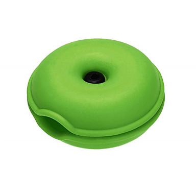 olcso Kábel rendezők-teknős stílusú fülhallgató okos tároló doboz / fejhallgató kábel tárolószervező / fülhallgató tartóház / kábelkötés nélküli hordozható kezelő / vezetéktartó / fülhallgató csévélő tekercselés