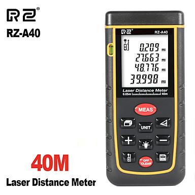 RZ ručni laserski udaljenost mjerač dometa višenamjenska preciznost prijenosni mjera rz-a40