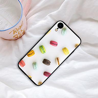 voordelige iPhone-hoesjes-hoesje voor iphone xs max xr xs x achterkant van de behuizing zachte cover tpu mode-stijl heerlijke snacks zachte tpu voor iphone 8 plus 7 plus 7 6 plus 6 8