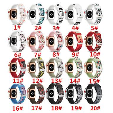 Недорогие Ремешки для Apple Watch-красочные мягкая силиконовая лента для яблочных часов 38мм 42мм 40мм 44мм резиновый браслет наручные часы ремешок для iwatch 4 3 2 1