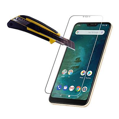 Недорогие Защитные плёнки для экранов Xiaomi-XIAOMIScreen ProtectorXiaomi Mi 8 Lite HD Защитная пленка для экрана 1 ед. Закаленное стекло