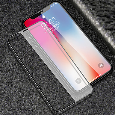 voordelige iPhone screenprotectors -AppleScreen ProtectoriPhone XR High-Definition (HD) Voorkant screenprotector 1 stuks Gehard Glas