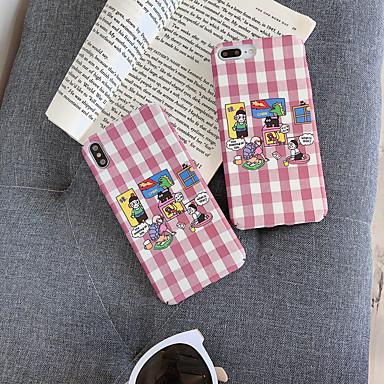 رخيصةأون Huawei أغطية / كفرات-غطاء من أجل Huawei Huawei P20 / Huawei P20 Pro / Huawei P20 lite نموذج غطاء خلفي قرميدة قاسي الكمبيوتر الشخصي