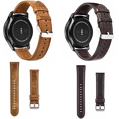 Недорогие Watch Bands for LG-Ремешок для часов для LG G Watch W100 / LG G Watch R W110 / LG Watch Urbane W150 LG Спортивный ремешок Нержавеющая сталь / Кожа Повязка на запястье
