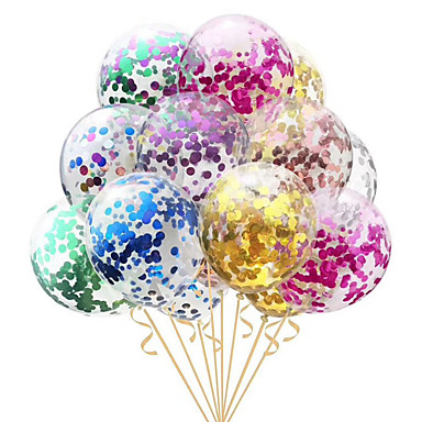 عطلة زينة العطلات والتهنئة عيد ميلاد حزب / عطلة / زفاف لوحة الألوان / أحمر / أخضر 10pcs