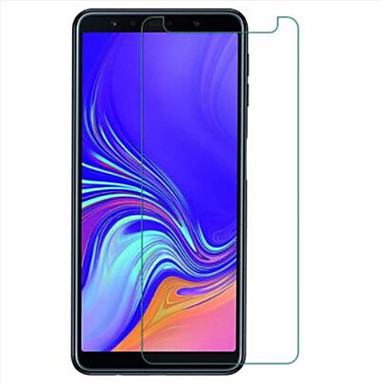 Samsung GalaxyScreen ProtectorGalaxy A7(2018) HD Защитная пленка для экрана 1 ед. Закаленное стекло