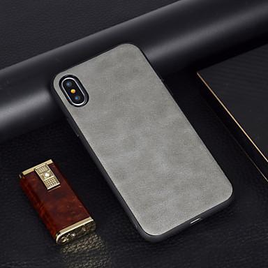 Недорогие Кейсы для iPhone 6 Plus-чехол для яблока iphone xs / iphone xs max рисунок / полупрозрачная задняя крышка мультфильм / сплошной мягкий мягкий тпу для iphone iphone xs max xs x 8 plus 8 7 plsu 7 6 plsu 6s