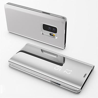 povoljno Maske/futrole za Huawei-Θήκη Za Huawei Huawei P20 / Huawei P20 Pro / Huawei P20 lite Otporno na trešnju / sa stalkom / Zrcalo Korice Jednobojni Tvrdo PC / P10 Plus / P10 Lite / P10