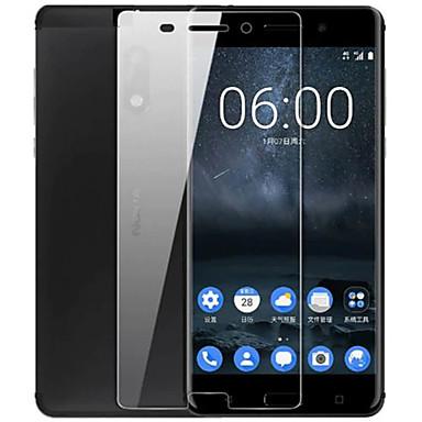 olcso Nokia képernyővédők-2db hd edzett üveg képernyővédő film Nokia 6/5/7/2/3/6 (2018) / 5.1/8/8 sirocco / x6