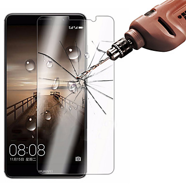 povoljno Zaštitne folije za Huawei-2 kom hd kaljeno staklo zaštitnik filma film za huawei mate 9 / mat 20 / mat 10 pro / mate 10 lite / mate 20 lite / mate 20 pro / nova 3i / p smart plus / p8 lite / p8 lite 2017 / p9 / p9 lite / p10 /