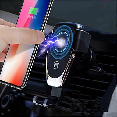 رخيصةأون شواحن لاسلكية-شاحن سيارة لاسلكي شاحن يو اس بي USB QC 2.0 / QC 3.0 2 A DC 9V / DC 5V إلى عالمي