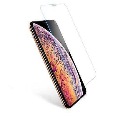 voordelige iPhone screenprotectors-AppleScreen ProtectoriPhone XS 2.5D gebogen rand Voorkant screenprotector 1 stuks Gehard Glas