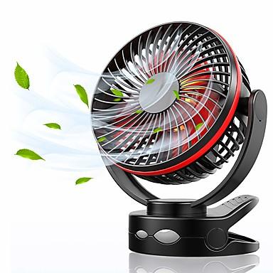 olcso Ventilátor-mimi klip ventilátor éjszakai fény, usb asztali ventilátor 360 ° manuális forgó ventilátor