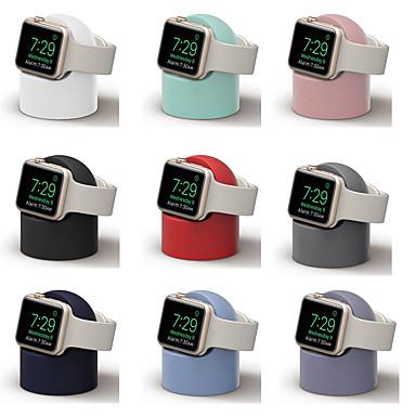Недорогие Крепления и держатели для Apple Watch-Apple Watch Всё в одном силикагель Кровать / Стол