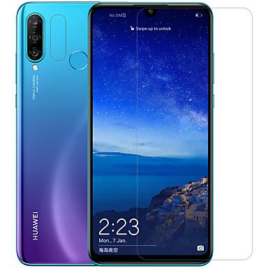 olcso Huawei képernyővédők-HuaweiScreen ProtectorHuawei P30 Lite Ultravékony Elülső és fényképezőgép objektívvédő 1 db PET