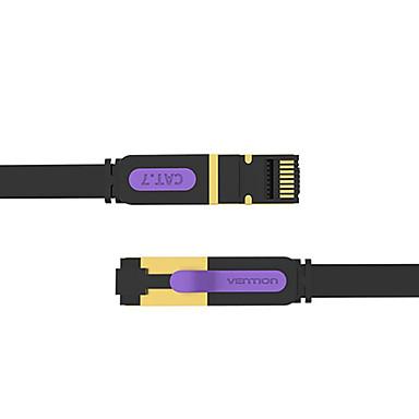 povoljno Ethernet kablovi-Ethernet kabel rj 45 cat7 lan kabel stp mrežni kabel 1 m kabel kabel za puter usmjerivač laptop mačka 7 100cm