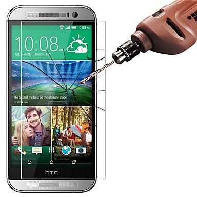 olcso HTC képernyővédők-HTCScreen ProtectorHTC M9 High Definition (HD) Kijelzővédő fólia 10 db Edzett üveg