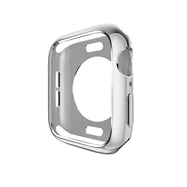 voordelige Smartwatch-hoezen-hoesje Voor Apple Apple Watch Series 4 / Apple Watch Series 3 / Apple Watch Series 2 PU Apple
