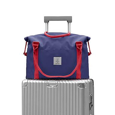 olcso Utazó bőröndök-Utazótáska / Poggyászrendező utazáshoz / Kézitáska Többfunkciós / Nagy kapacitás / Fitness, futás és jóga mert Kempingezés / Túrázás / Barlangászat / Mindennapokra / Összecsukható Ruhaanyag