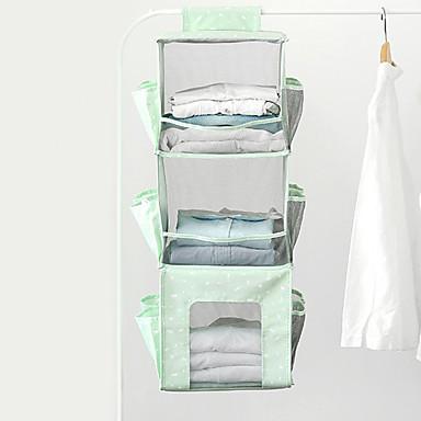رخيصةأون خزانة غرفة النوم و المعيشة-أكسفورد مستطيل جميل / بديع / محبوب الصفحة الرئيسية منظمة, 1PC حقائب التخزين