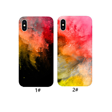 voordelige iPhone-hoesjes-geval voor apple iphone xr / iphone xs max patroon achterkant 3d cartoon zachte tpu voor iphone x xs 8 8 plus 7 7 plus 6 6 plus 6s 6s plus