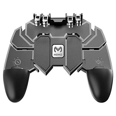 voordelige Smartphone-spelaccessoires-vingers trigger gamepad shooter joystick gamer joystick gamer controller met voor pubg smartphone telefoonbediening