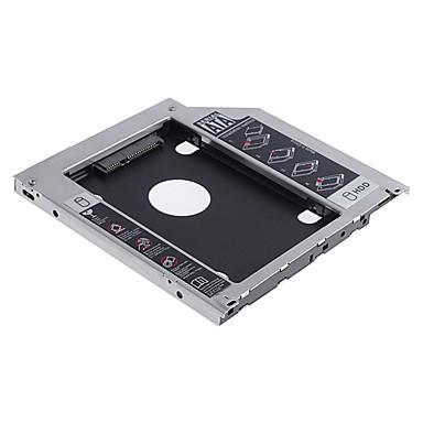 2 me adaptateur de disque dur sata disque dur hdd caddie ssd pour macbook pro a1278 2 5