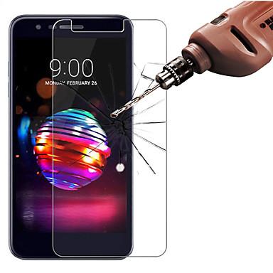 olcso LG képernyővédők-2db hd edzett üvegszűrő fólia lg k10 (2018) / g3 / g4 / g5 / g6 / g7 / v30 / nexus 5x / q6 / q7 / stylus 2 / v10