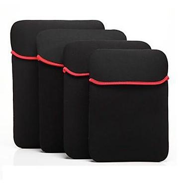olcso MacBook védőburkok, védőhuzatok, táskák-univerzális laptopvédő táska 11 hüvelykes és 15,4 hüvelykes, színes színű textíliákhoz MacBook Pro 13 hüvelykes / MacBook Air 11 hüvelykes / MacBook Pro 15 hüvelykes retina kijelzővel