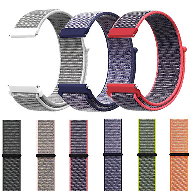 tanie Watch Band for ASUS-Watch Band na Asus ZenWatch 2 / Asus ZenWatch Asus Pasek sportowy Nylon Opaska na nadgarstek