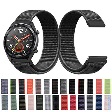 olcso Nézd Zenekarok Huawei-Nézd Band mert Huawei Watch GT / Watch 2 Pro Huawei Sportszíj Műanyag Csuklópánt