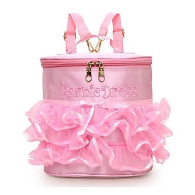 povoljno Modni dodaci za djecu-Djevojčice Čipka Oxford tkanje Torba za ples Blushing Pink / Fuksija