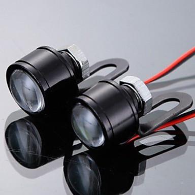 voordelige Motorverlichting-2pcs Motor Lampen LED Dagrijverlichting Voor motorfietsen Alle Modellen Alle jaren