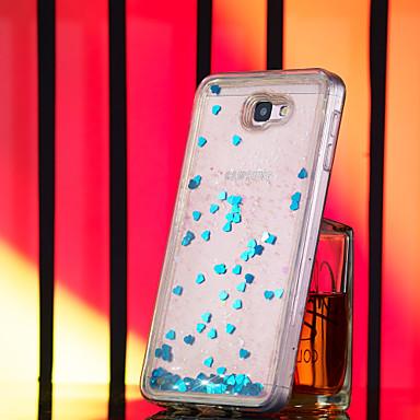 voordelige Galaxy J-serie hoesjes / covers-hoesje voor Samsung Galaxy j2 pro 2018 / j7 prime glitter shine / vloeiende vloeistof achterkant glitter glitter soft tpu voor Galaxy m10 (2019) / galaxy m20 (2019) / j2 prime j72017 j3 2017 j5 prime
