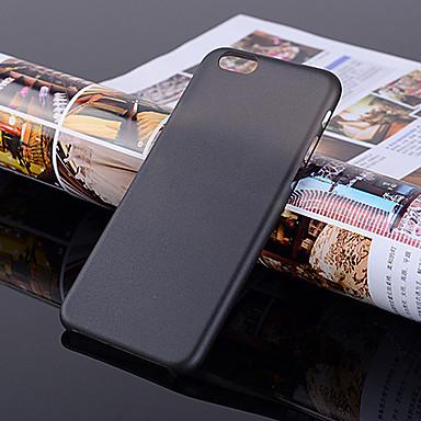 voordelige iPhone-hoesjes-hoesje Voor Apple iPhone 7 / iPhone 7 Plus Ultradun / Mat / Transparant Achterkant Effen Hard Muovi voor iPhone 7 Plus / iPhone 7