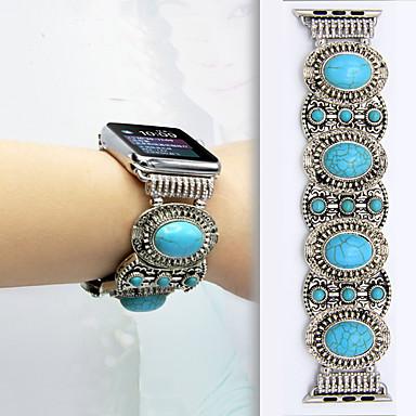 رخيصةأون أساور ساعات هواتف أبل-الفرقة الفيروز smartwatch لسلسلة ساعة أبل 4/3/2/1 حزام iwatch