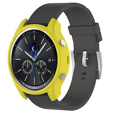 Недорогие Часы для Samsung-Ремешок для часов для Gear S3 Classic Samsung Galaxy Спортивный ремешок Нержавеющая сталь / силиконовый Повязка на запястье