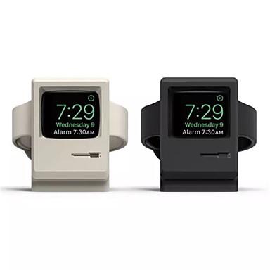 Недорогие Крепления и держатели для Apple Watch-подставка для яблочных часов серии 1/2/3/4 / 42мм / 40мм / 38мм / 44мм в режиме тумбочки за оригинальный дизайн награды